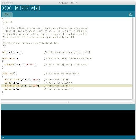 O que exatamente é um arduino programação eletrônica